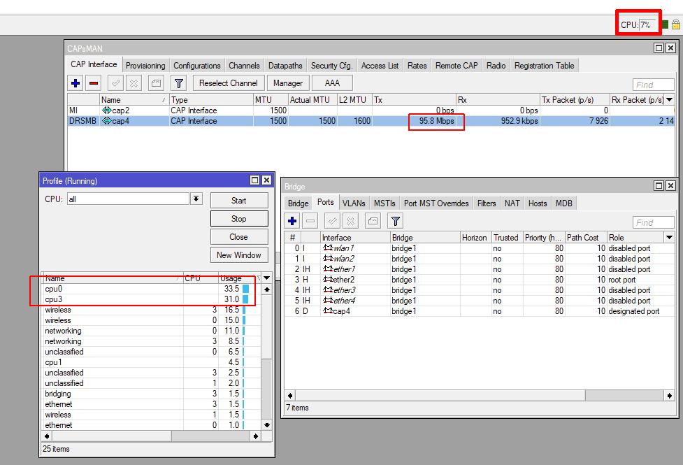 MikroTik CAPsMAN и Local Forwarding   2keep net