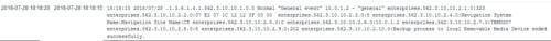 """Zabbix. Смотрим SNMP TRAP'ы в меню """"Последние данные"""""""