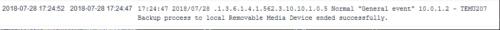 Zabbix. Смотрим SNMP TRAP'ы в меню «Последние данные»