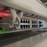 Питание по PoE UniFi AP AC Lite от MikroTik CRS328-24P-4S+RM